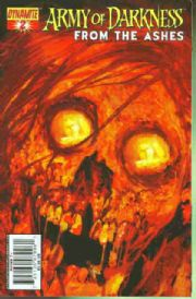 Army of Darkness #2 From the Ashes Suydam Cover A